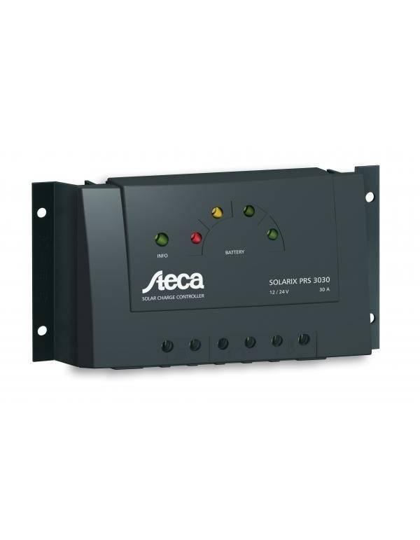 Regulador 15 A Steca Solarix PRS 1515 12V-24V