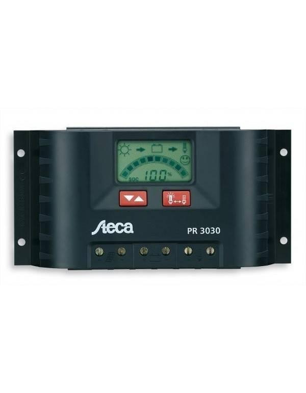 Regulador 20A Steca PR 2020 12V-24V