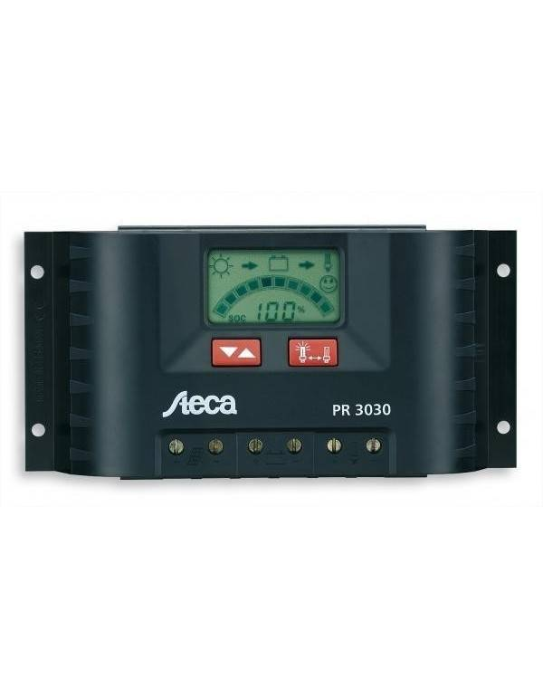Solar regulator 30A Steca PR 3030 12V-24V