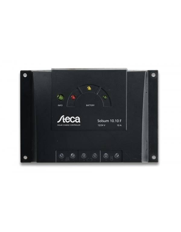 Regulador 8A Steca Solsum 8.8F 12V-24V