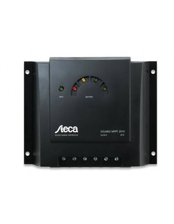 Solar regulator 20A Steca Solarix MPPT 2010 12V-24V