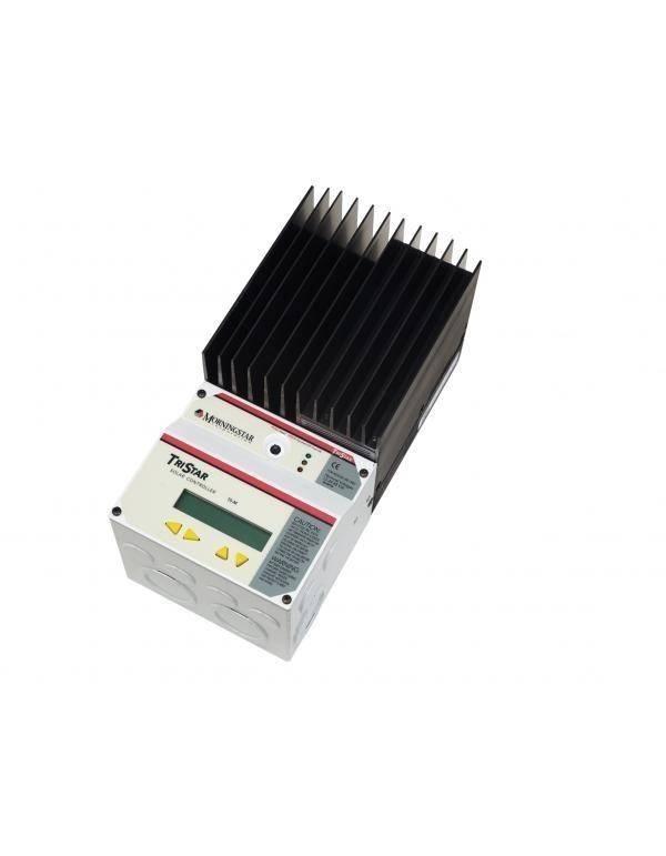 Regulador 60A MPPT Morningstar TS-MPPT-60 con Display