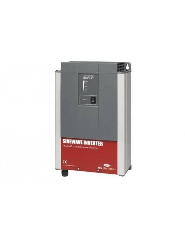 Inversor onda senoidal 1000W 24V TBS Puresine PS1400-24