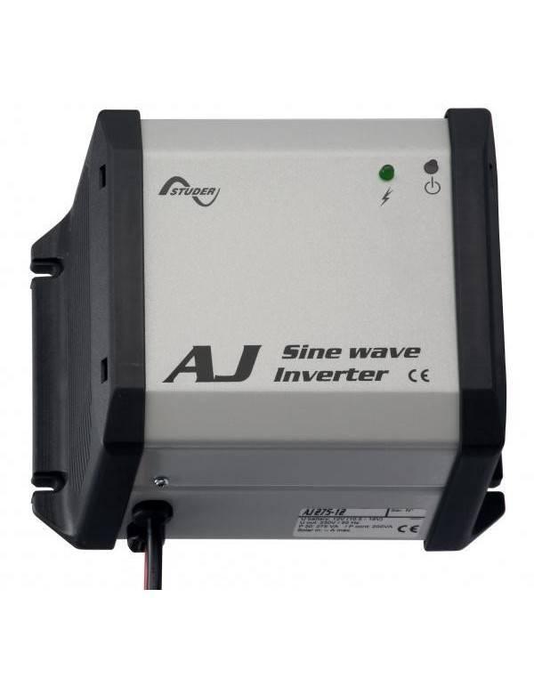 Inversor onda senoidal 300W 24V Studer AJ 350-24
