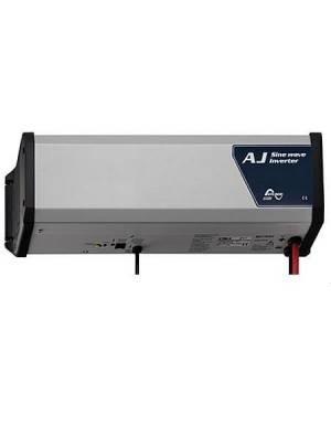 Inversor onda senoidal 800W 12V Studer AJ 1000-12 S con regulador 25A