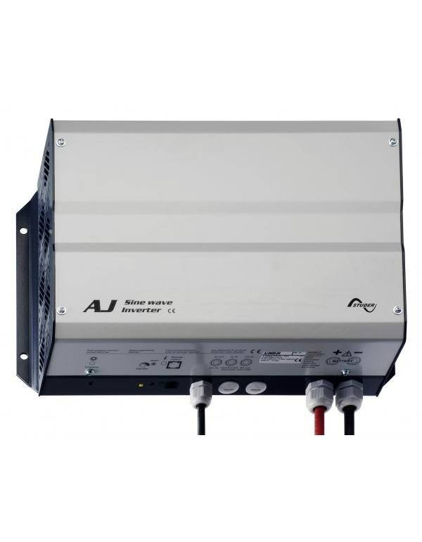 Inversor Studer AJ 2100-12 onda senoidal 2000W 12V