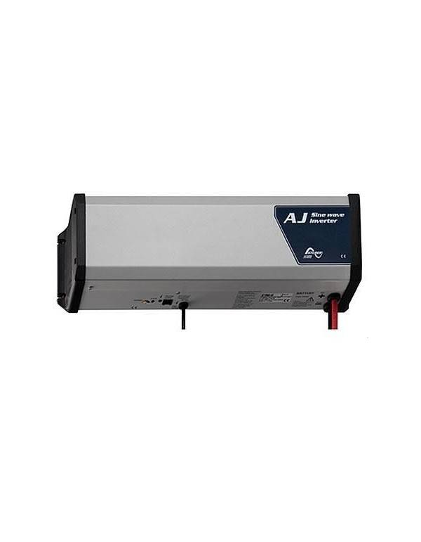 Pure Sine Wave Inverter 1000W 24V Studer AJ 1300-24 S with Solar regulator 25A