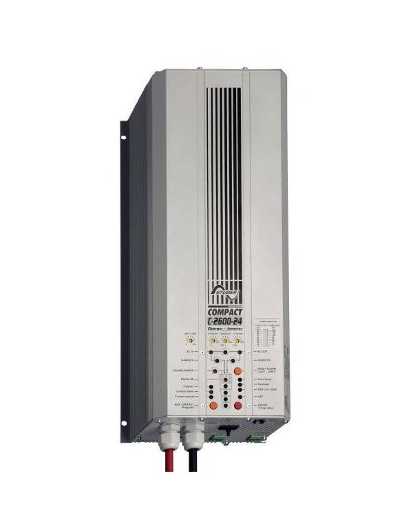 Inversor cargador 2300W 24V Studer C 2600-24