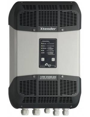 Inversor cargador multiconexión 2000W 24V Studer XTM 2400-24