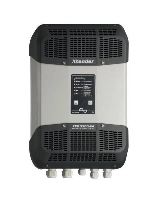 Inversor cargador multiconexión 3000W 24V Studer XTM 3500-24