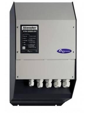 Inversor cargador multiconexión 4500W 24V Studer XTH 5000-24