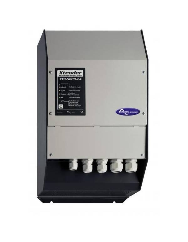 Inversor cargador multiconexión 7000W 48V Studer XTH 8000-48
