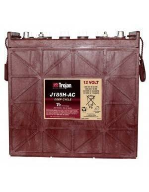 Battery J185H-AC Trojan deep cycle 12V 249Ah
