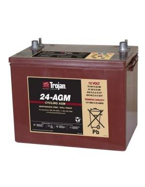 Trojan battery 24-AGM 12V 84Ah