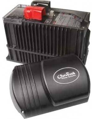 Inversor Combi Outback GVFX3024E 3000W, 24Vdc 220 AC, 80A charger, grid connection available