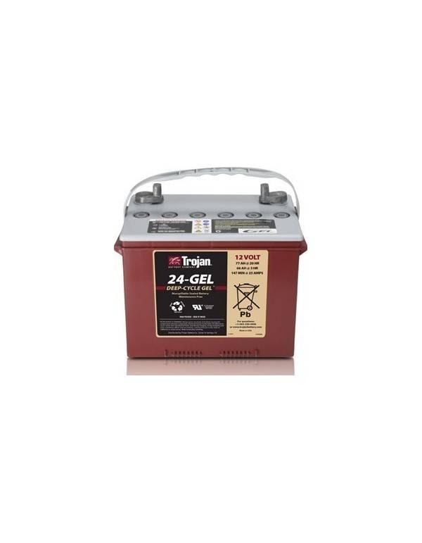 Batería Trojan 24GEL 85Ah 12V