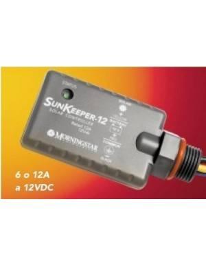Solar regulator 12A PWM Morningstar SunKeeper SK-12