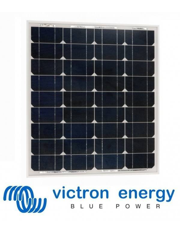 Solar panel 50 Wp Victron BlueSolar V50 12V