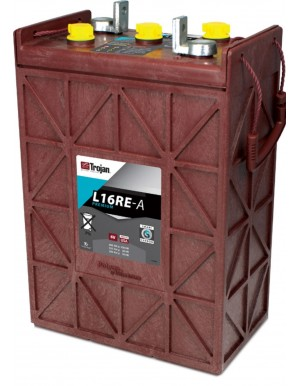 Premium Battery L16REA Trojan deep cycle 6V 360Ah