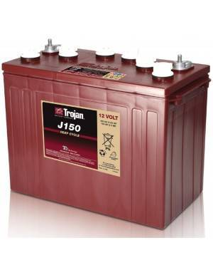 Battery J150P Trojan deep cycle 12V 166Ah