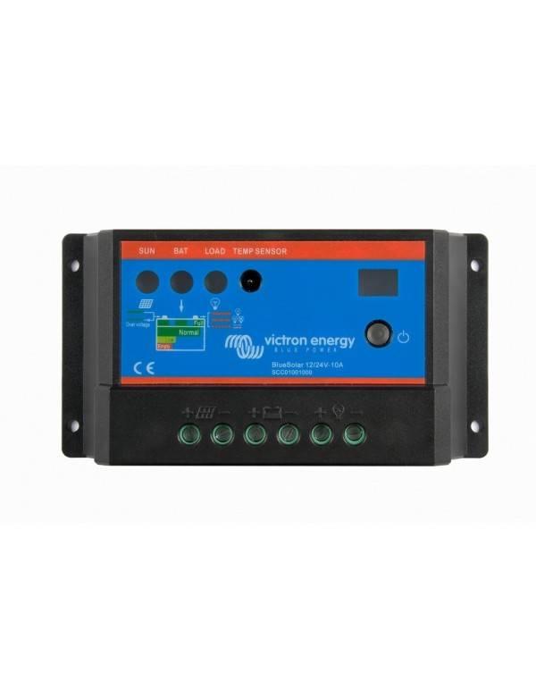 Regulador 10A Victron BlueSolar PWM Light 12V/24V