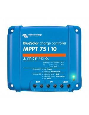 Victron BlueSolar MPPT 75/10 Solar Controller