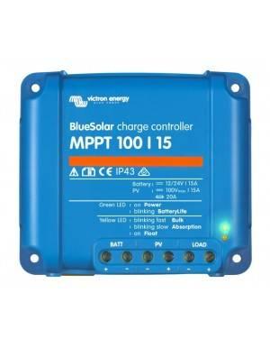 Victron BlueSolar MPPT 100/15 Solar Controller