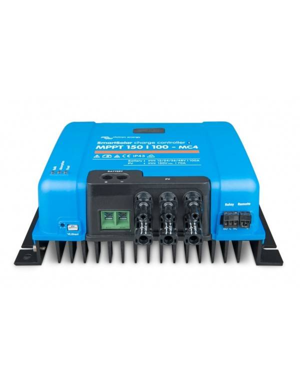 Regulador Victron SmartSolar MPPT 150/100