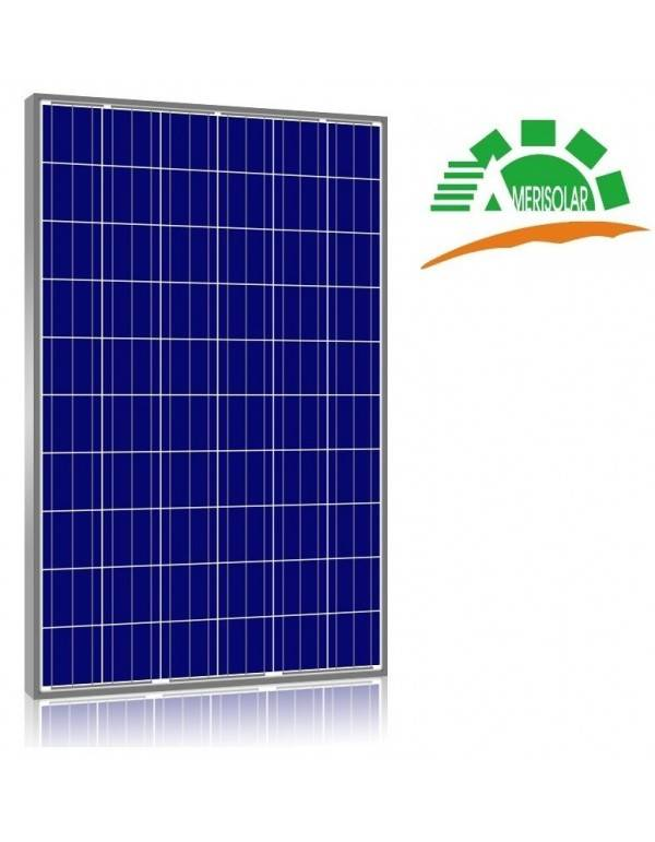 Solar Panel 255 Wp Amerisolar AS-6P30