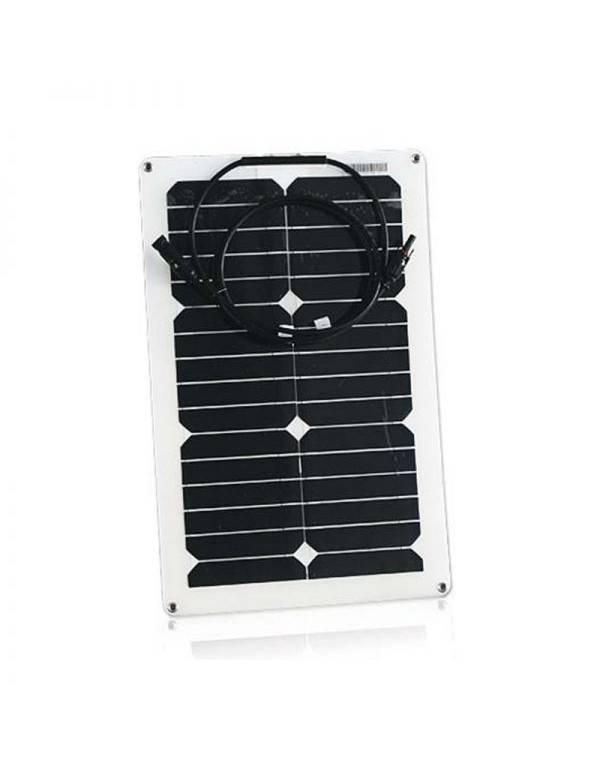 Placa fotovoltaica Red Solar Sunflex 20Wp monocristalino