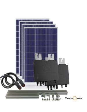 Kit Solar Residencial 1200W AP SYSTEMS
