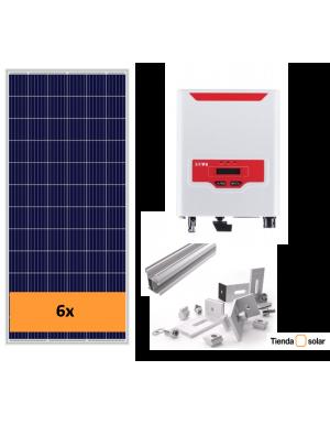Kit Solar 1650W SAJ SUNUNO