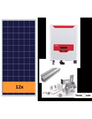 Solar Kit  3300W SAJ SUNUNO