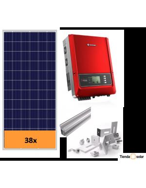 Kit Solar 10.000W GOODWEE