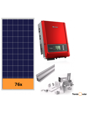 Kit Solar 20.000W GOODWEE
