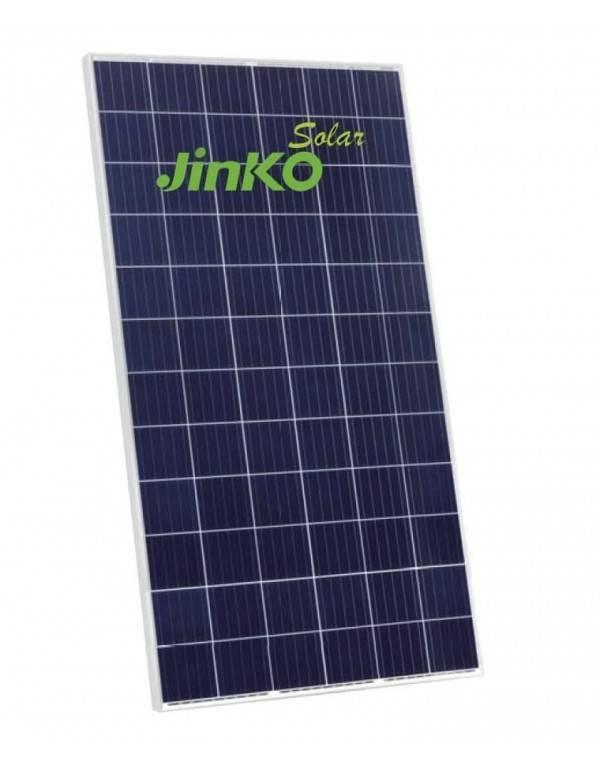 Panel solar policristalino Jinko Solar de 330 Wp (72 células)