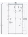 dimensions of Solar Panel Ackome 410 mono PERC