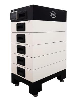BYD B Box 6,4 kWh
