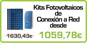 Kits Fotovoltaicos de Conexión a Red